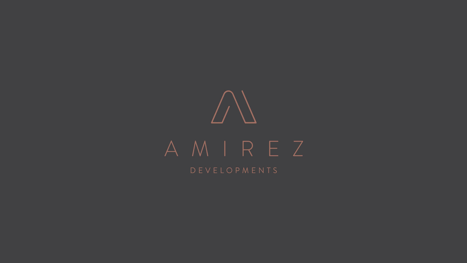 Amirez Developments | We Are 778 Bournemouth Poole Branding Graphic Design Web Development Creative Agency