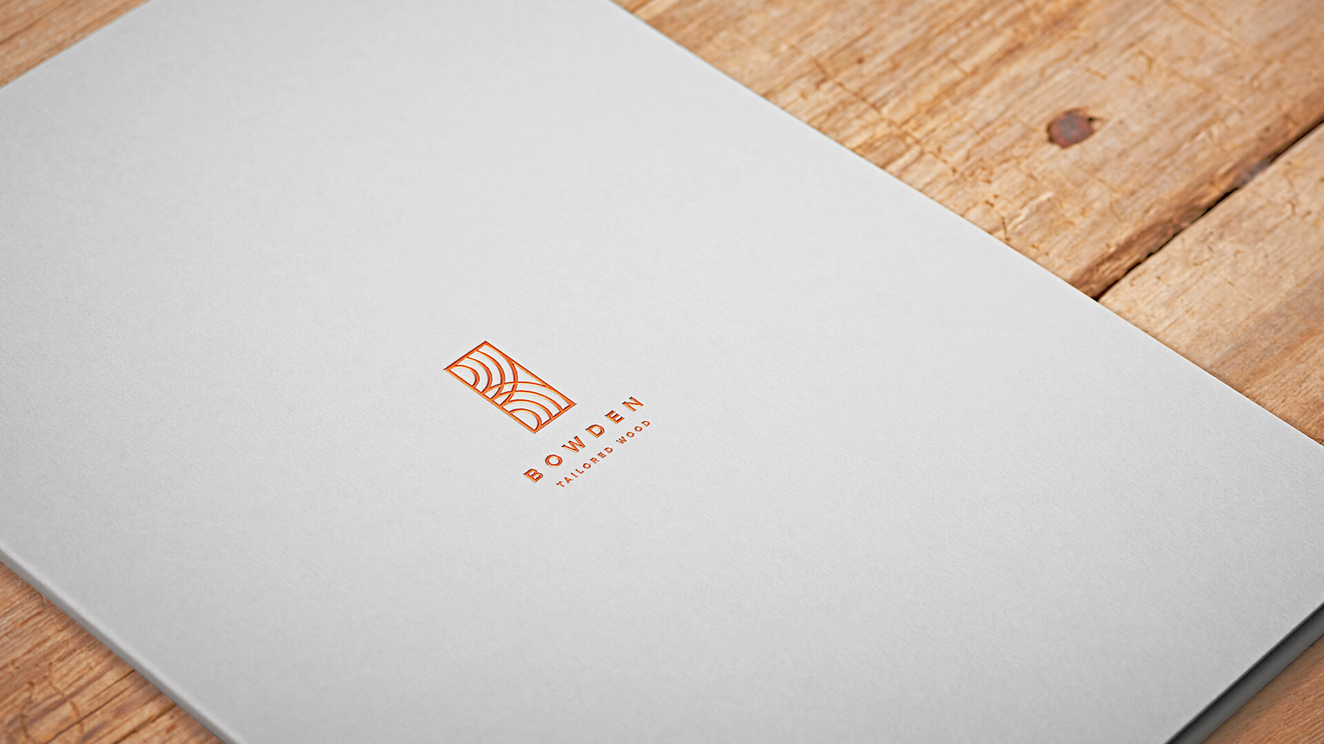 Bowden Joinery | We Are 778 Bournemouth Poole Branding Graphic Design Web Development Creative Agency