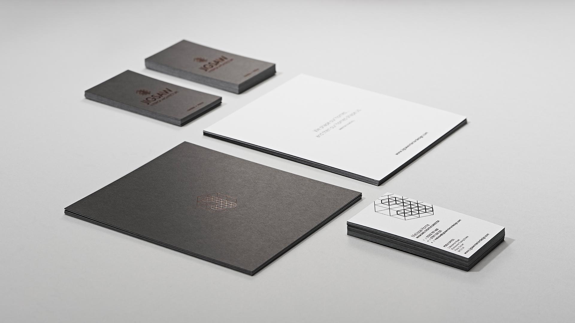 Jigsaw Interior Architecture   We Are 778 Bournemouth Poole Branding Graphic Design Web Development Creative Agency