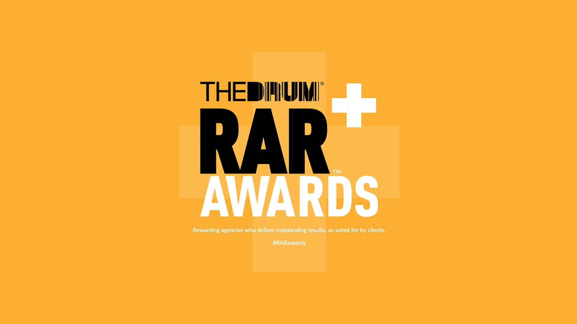 The Drum RAR Awards | We Are 778