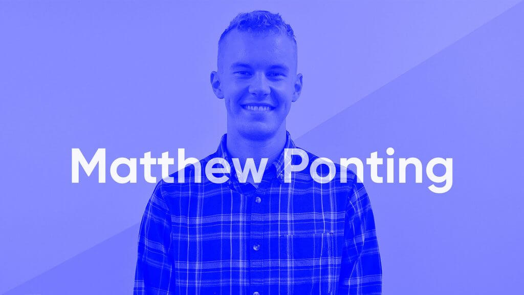 Student Placement Matthew Ponting