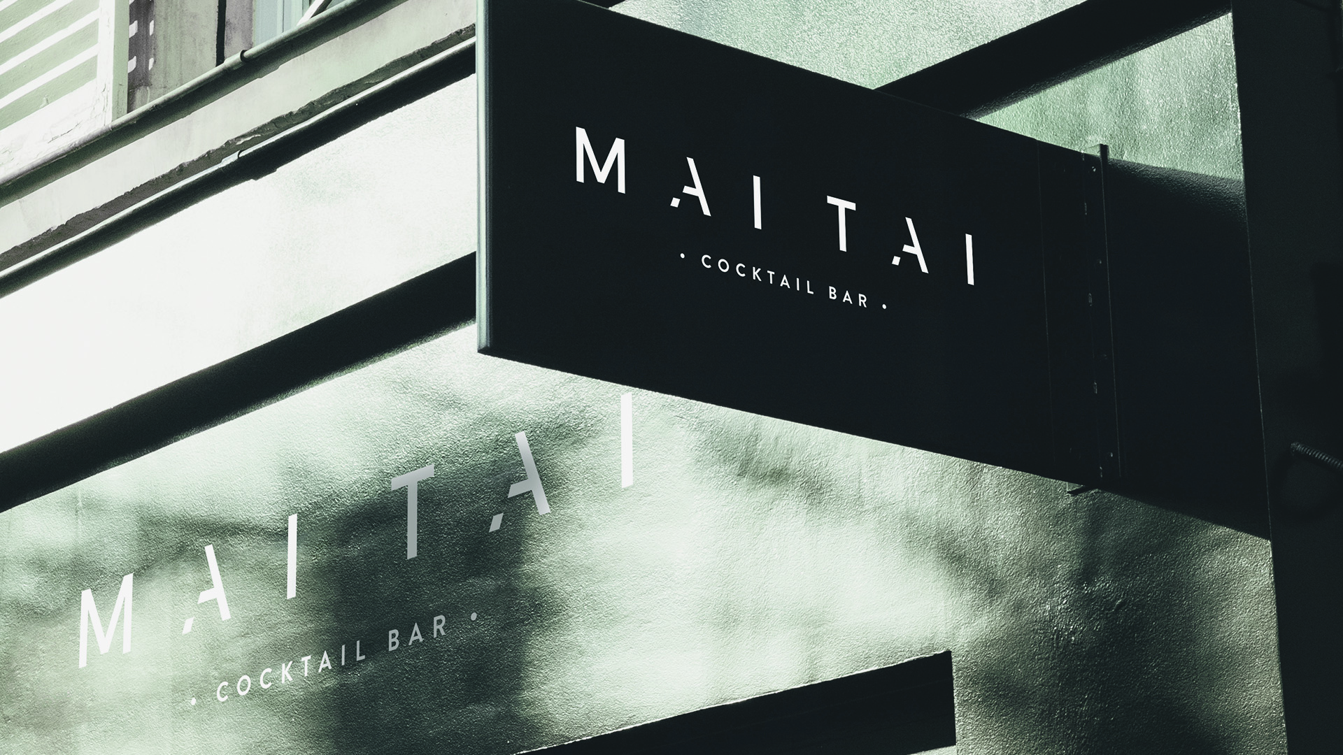 Mai Tai Cocktail Bar | We Are 778 Bournemouth Poole Branding Graphic Design Web Development Creative Agency