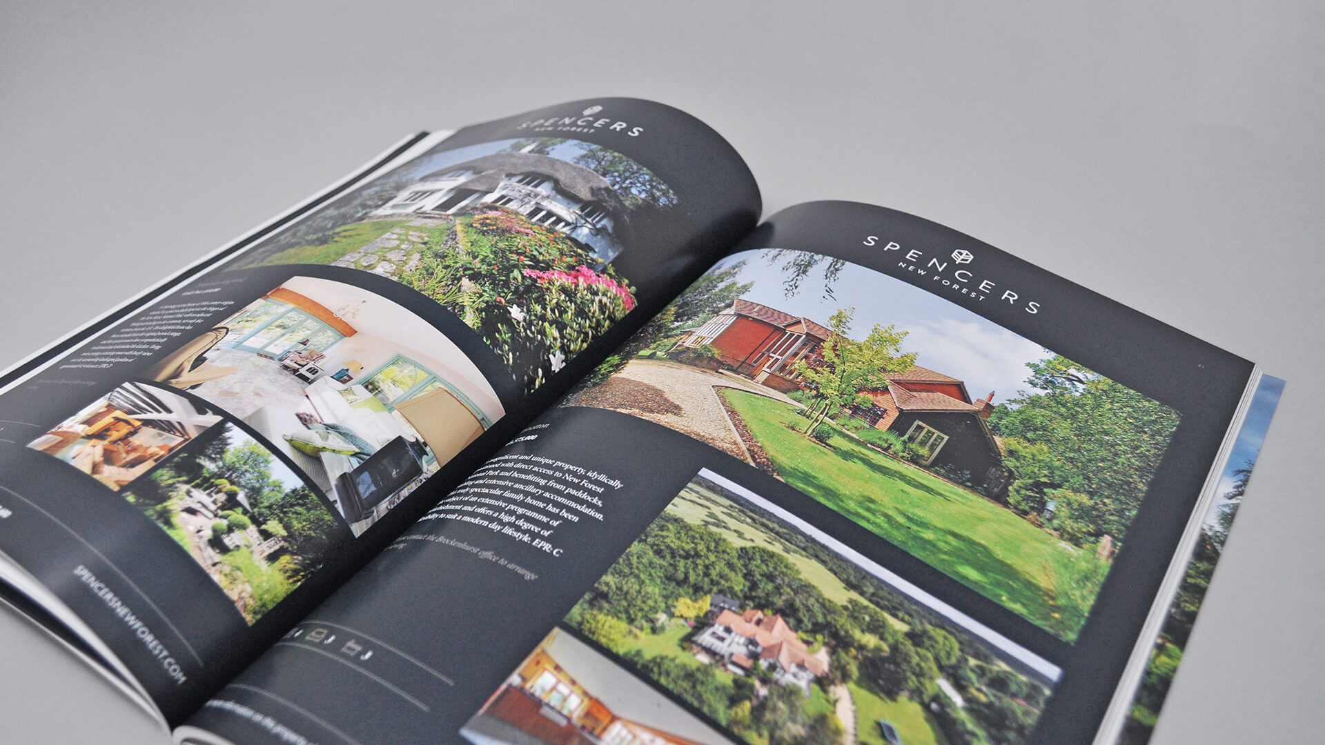 Spencers New Forest Magazine Publishing | We Are 778 Bournemouth Poole Branding Graphic Design Web Development Creative Agency