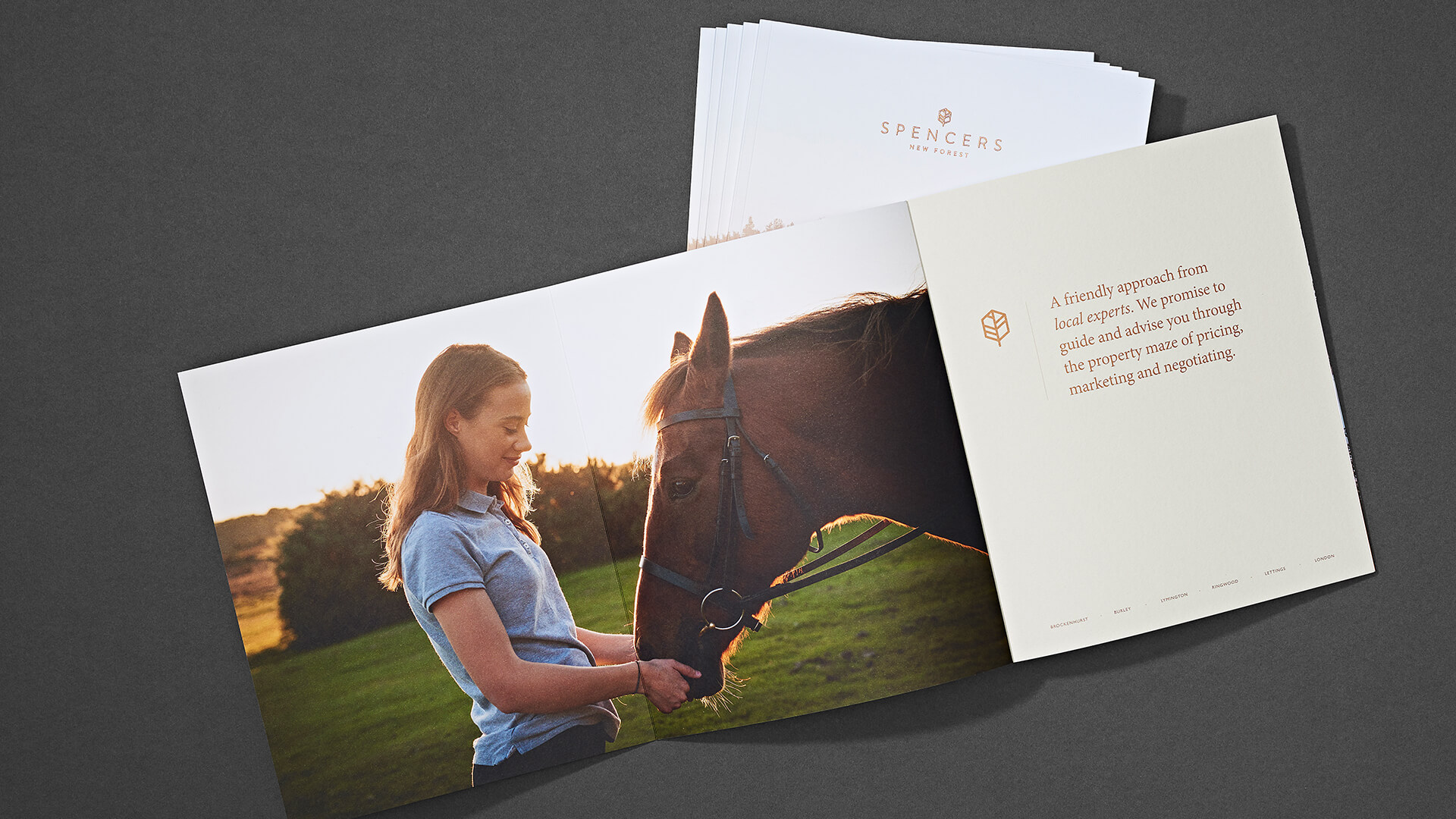 Spencers New Forest | We Are 778 Bournemouth Poole Branding Graphic Design Web Development Creative Agency