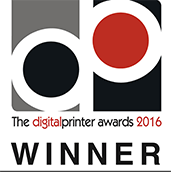 The Digital Printer Awards 2016 Winner | We Are 778