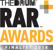 The Drum RAR Awards Finalist 2018 | We Are 778